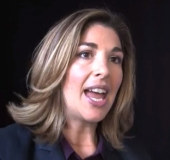Naomi Klein speaking - from the left