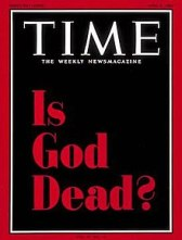 Time Magazine cover - Is_God_Dead