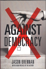 against democracy cover
