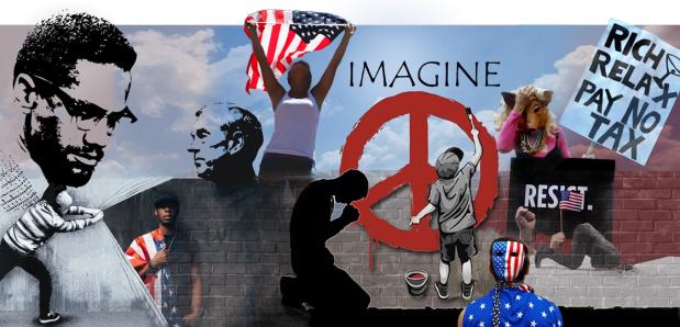 imagining america SIZED