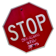 SHE06 Stop_Defacing_Signs small
